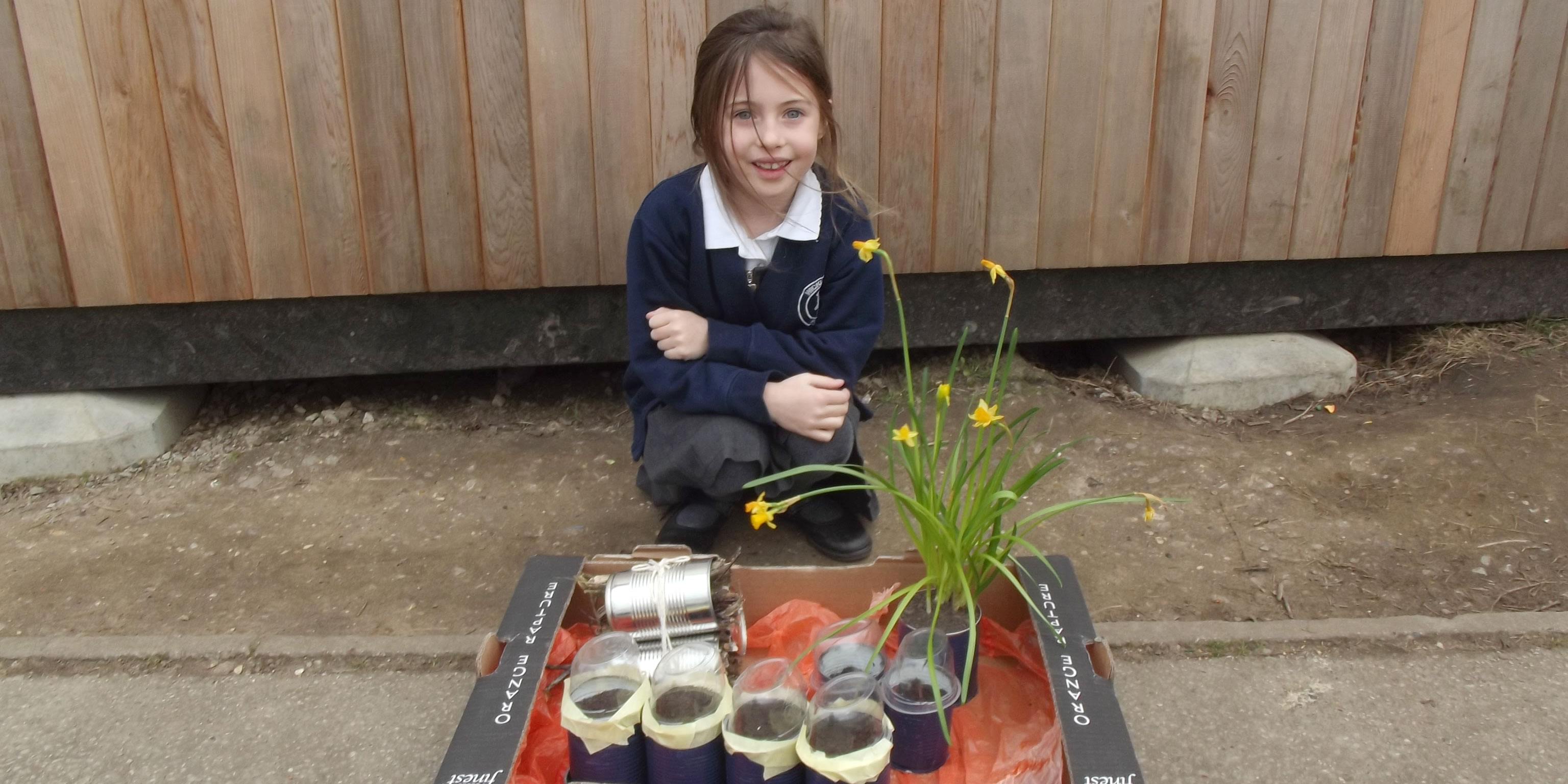 http://www.wicklewoodschool.co.uk/2017/04/upcycling/