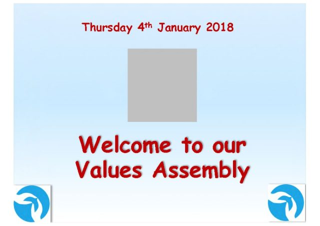 thumbnail of Values Assembly RESPECT