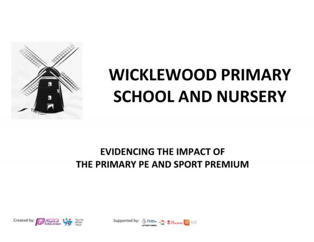 thumbnail of Evidencing the Impact of PE 2018