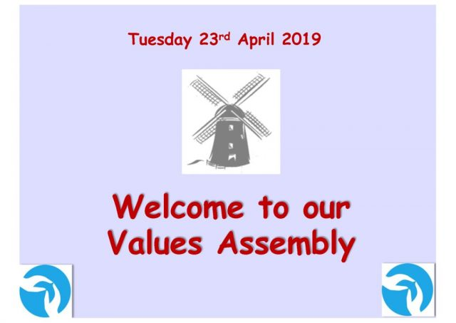thumbnail of Values Assembly SELF BELIEF Wicklewood