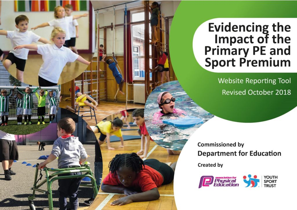 thumbnail of Evidencing-the-Impact-of-Primary-PE-and-Sport-Premium-Template-2018-Final