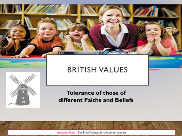 thumbnail of Friendship Assembly Tolerance of those of different faiths and beliefs October 2019
