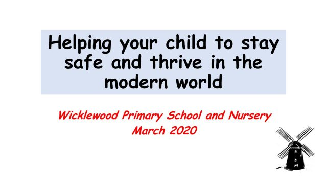 thumbnail of RSHE presentation to parents March 2020