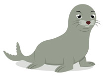 Free Seal Clipart - Clip Art Pictures - Graphics - Illustrations