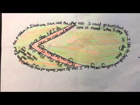 Shape poetry 4 th gr 2014 - YouTube